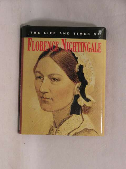 Florence Nightingale (Life & Times), Esther Selsdon, New Book