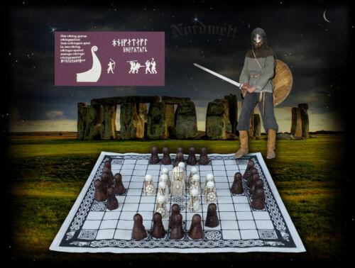 Tafel-Spiel Brettspiel HNEFATAFL- Das Wikingerspiel Wikinger Strategiespiel