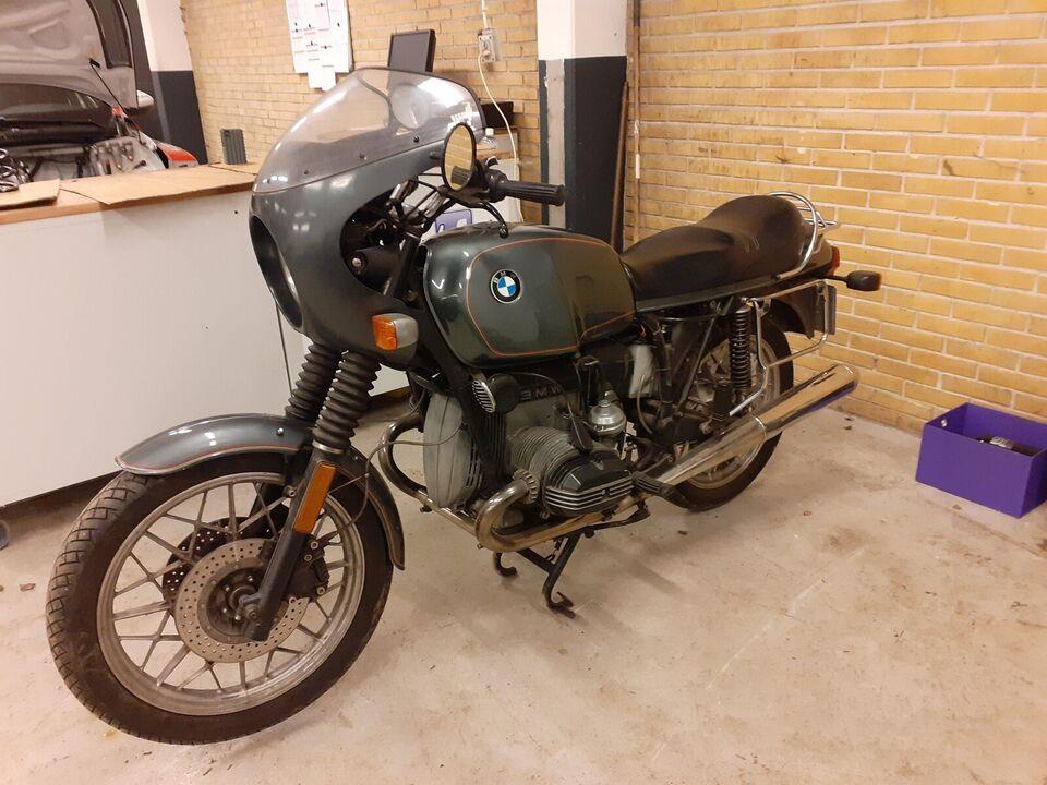 BMW, R100, 1000 ccm