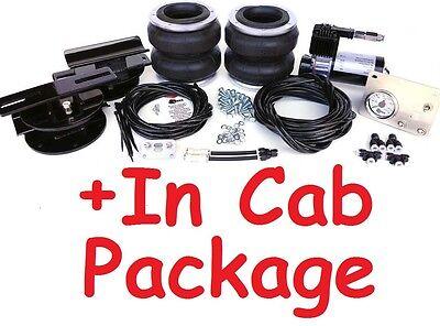 LA106 Ford Transit Van VO Dual Rear Wheel Air Bag Suspension & In Cab Kit