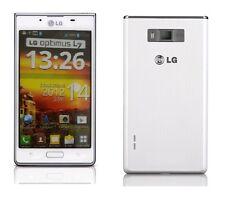 LG Optimus L7 in Weiß Handy DUMMY Attrappe - Modell, Deko, Requisit, Muster