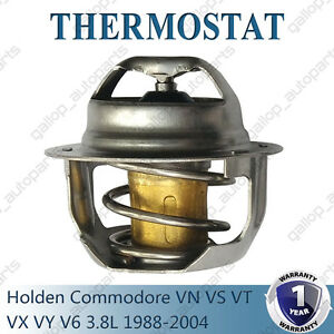 HOLDEN-COMMODORE-THERMOSTAT-V6-VN-VS-VG-VP-VQ-VR-VS-VT-VX-VY-1988-2004-3-8L-6cyl
