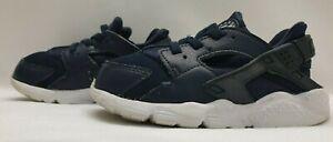 UK 8.5 EU 26 Navy Blue Infant Shoes