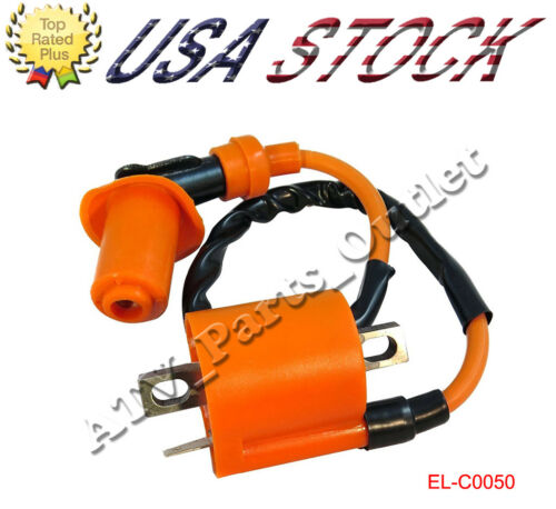 Performance Ignition Coil Arctic Cat 90 250 300 400 454 500 2x4 4x4 ATV