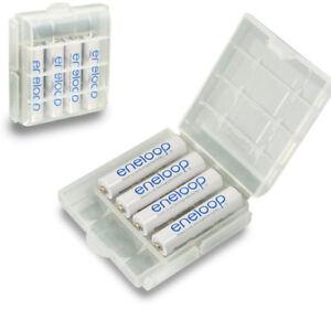 8x-Panasonic-Eneloop-AAA-Micro-Akku-HR03-750mAh-2-Transportboxen