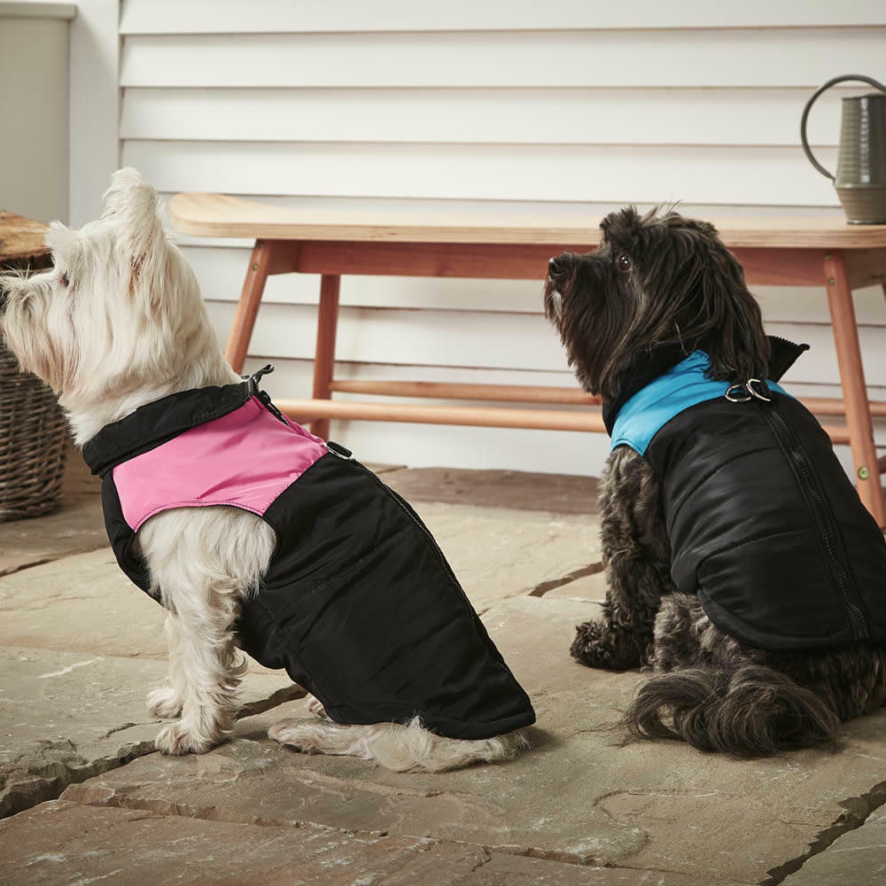 Waterproof Pet Dog Puppy Coat Jacket Winter Warm Quilted Padded Puffer SmallVest 4