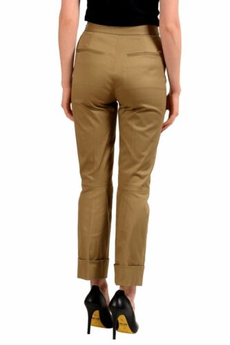 It Pants Brown Xs Women's 38 Casual Us Dsquared2 xYdHawqH