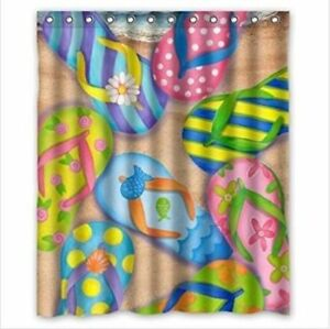 Funny Novelty Hummingbird Shower Curtain Rings Included 100