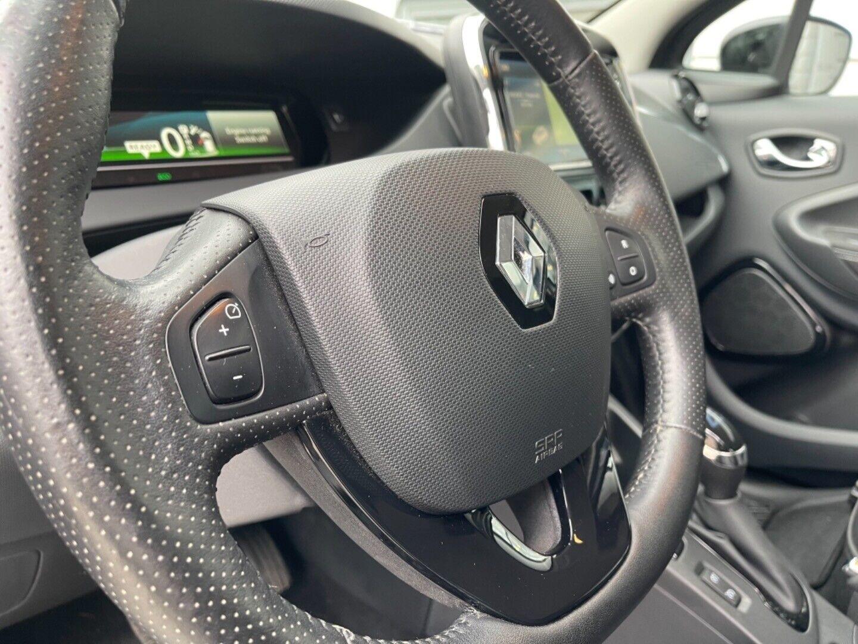 Renault Zoe  Limited - billede 8