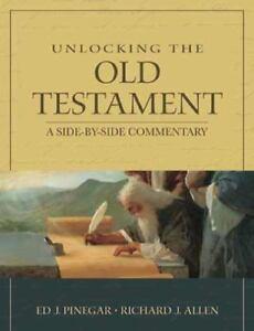 Unlocking-The-Old-Testament-by-Ed-Pinegar-amp-Richard-Allen-LDS-BOOKS