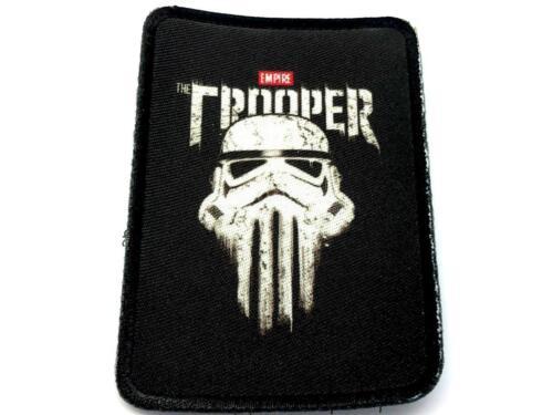 Stormtrooper Vs Punisher Sublimiert Klettverschluss Morale Patch