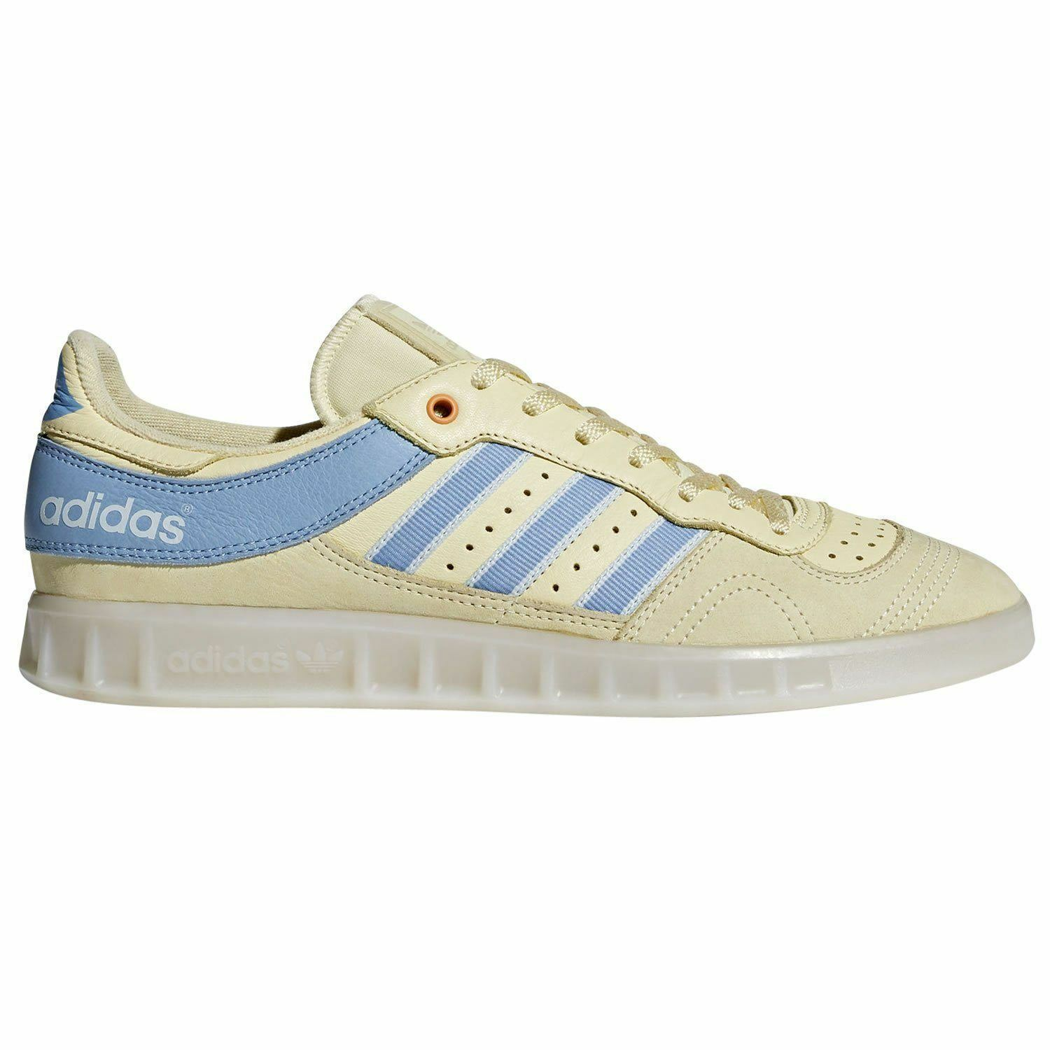Adidas Originals HOMBRE Handball Top Oyster Amarillo Zapatillas Zapatillas Raro