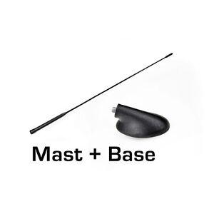 car vehicle roof am fm antenna base mast kits specific for. Black Bedroom Furniture Sets. Home Design Ideas