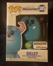 Funko Pop Disney Monster's Inc-flocked Sulley Amazon   for