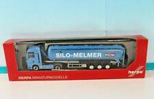 Multicoloured herpa 311472 Man TGX XXL Euro 6c Silo-Sattelzug Spedition Freund Truck