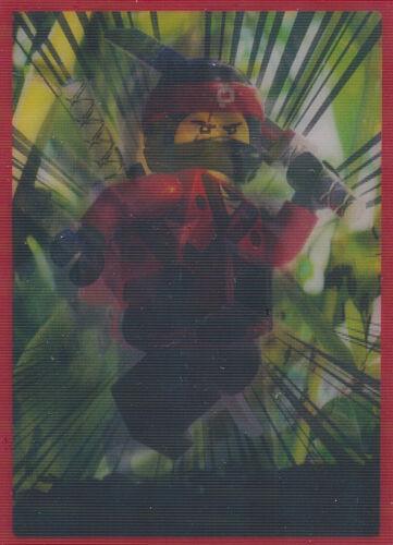 Bonus Sticker 3 LEGO Ninjago Movie
