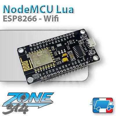 NodeMcu V3 CH340G - ESP8266 - ESP12E - WIFI Lua Internet Development Board