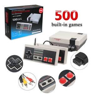 Mini-Vintage-Retro-Game-Consoles-Handheld-Game-Player-Built-in-500-Games-2Contr