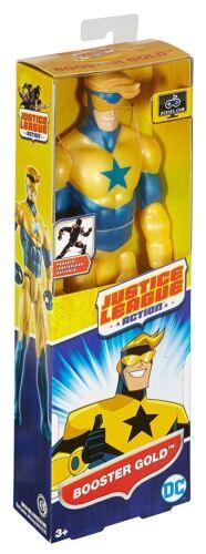 Mattel DC Comics Justice League Action Booster Gold Figure