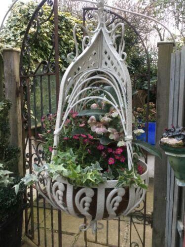 Ornate Vintage Style Hanging Baskets Year on year Use