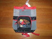 Disney Store Incredibles Dash Beach Pool Cinch Sack Tote Bag Backpack