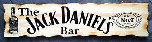 The-Jack-Daniel-039-s-Bar-Rustic-Pine-Timber-Sign