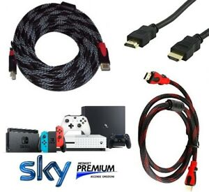 CAVO-HDMI-TV-SKY-FULL-HD-VIDEO-METRI-1-8-3-5-10-15-20M-METRI-PS4-XBOX-ONE-SWITCH