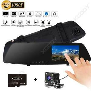 XGODY-5-034-HD-1080P-Dash-Cam-16GB-Dual-Telecamera-Auto-DVR-Video-Recorder-G-sensor