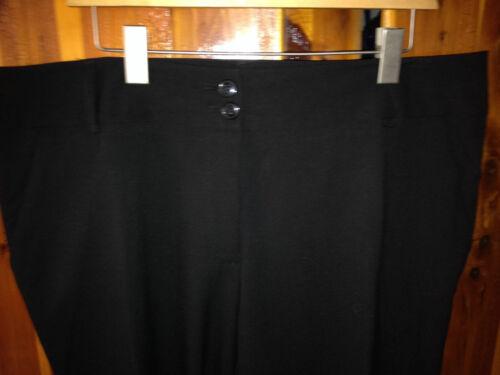 Taille Noir Robe Pantalon Amanda Nwot Chelsea 18w Pantalon wHEqXfC