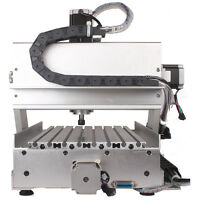 3 Spindle CNC Engraver 3020 3-Axis Router Drilling / Milling Machine