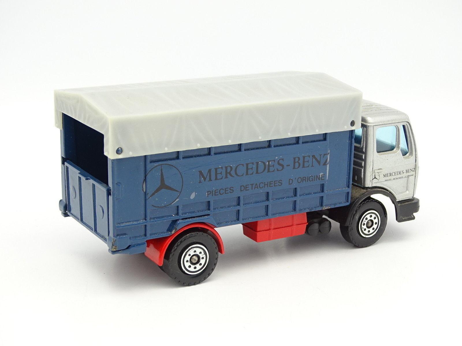 Solido SB 1 1 1 50 - Mercedes 1217 Piezas adosadas MB d39288