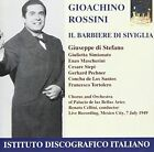 Rossini Di Stefano Mascherini - Barber of Seville CD
