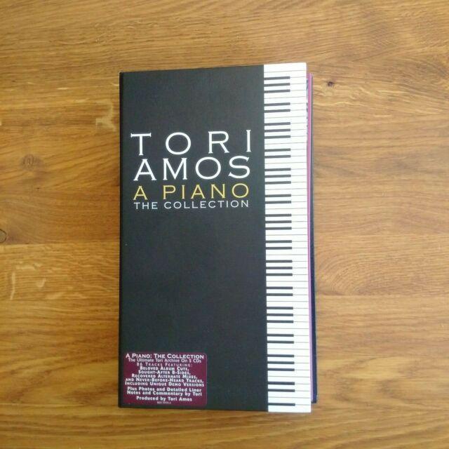 Tori Amos - A Piano - The Collection (2006)