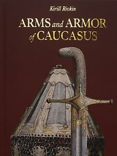 Arms and Armor of Caucasus by K. Rivkin Book on Kindjal Shashka Wootz 3 Copies