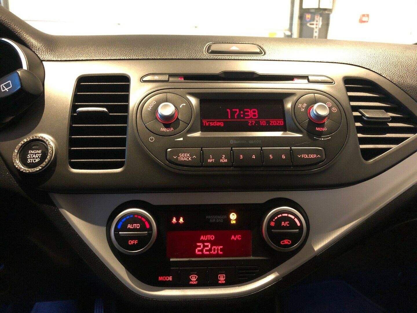 Kia Picanto 1,0 Collection Sport - billede 6