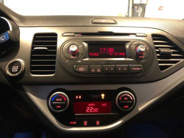 Kia Picanto 1,0 Collection Sport billede 6