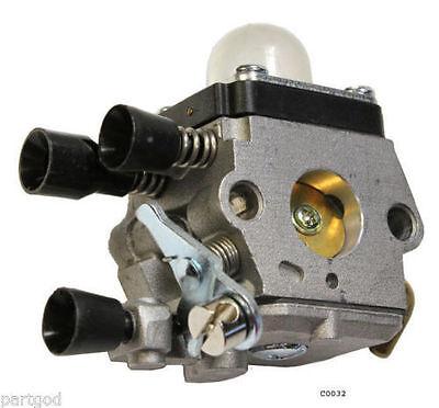 STIHL FS55 FC55 FS45 FS46 FS55R CARB FUEL LINE FILTER  CIQ S186A 41401200619 OEM
