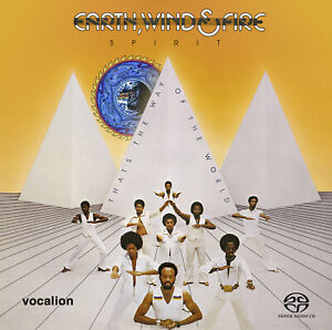 Earth, Wind & Fire - SPIRIT & THAT'S THE WAY OF THE WORLD [SACD Hybrid Multi-ch]