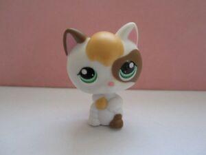 Authentic original littlest petshop lps 1461 bebe chat - Petshop chaton ...