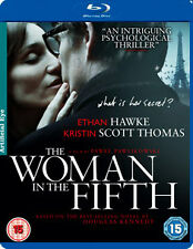 THE WOMAN IN THE FIFTH - BLU-RAY - REGION B UK