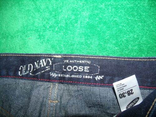 taille marine 5wx31l Jeans taille coton 29 ample bleu 100 coupe qpfwIS