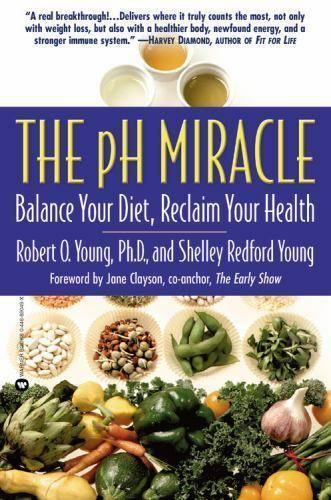 The pH Miracle: Balance Your Diet-ExLibrary