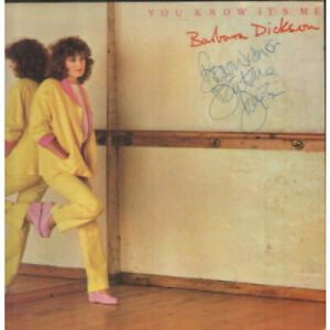 BARBARA-DICKSON-You-Know-It-039-s-Me-LP-VINYL-UK-Epic-10-Track-With-Inner