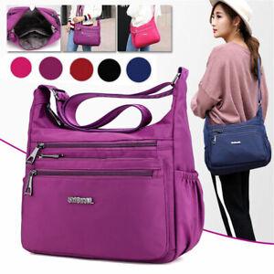 Women-Waterproof-Nylon-Crossbody-Shoulder-Bag-Lady-Travel-Handbag-Satchel-Tote