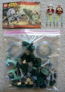 LEGO-Star-Wars-Rare-General-Grievous-Chase-7255-Complete-w-Instructions