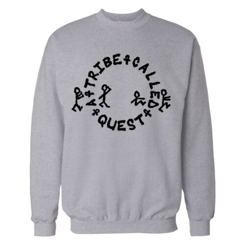 A Tribe Called Quest Sweatshirt Scenario Can I kick it Phife Dawg Q-Tip NYC