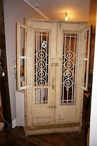Image is loading Salvaged-Egyptian-Doors-Imported-from-Africa-W-Iron- : imported doors - Pezcame.Com