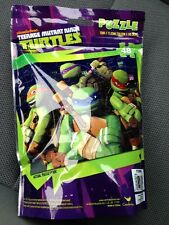 NEW TMNT Teenage Mutant Ninja Turtle 48 piece jigsaw puzzle on the Go