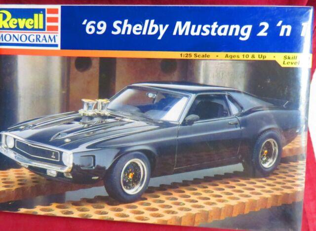 Nascar Mustang Model Kit