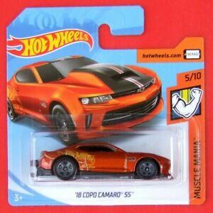 Hot-Wheels-2019-039-18-copo-Camaro-SS-71-250-neu-amp-ovp